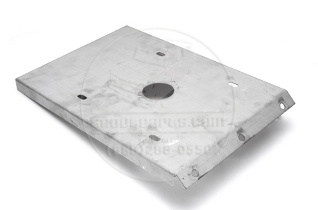 Lower Fuel Tank Compartment Panel