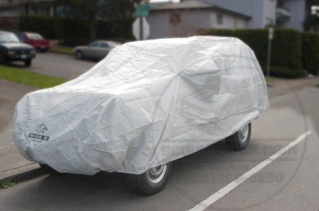 Car Cover - Restoration Quality
