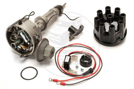Solid State Ignition Kit V8 - Includes Distributor
