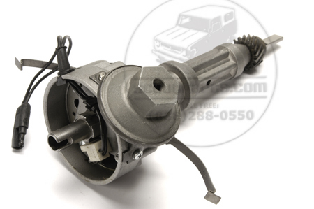 Scout II Distributor - 4 Cylinder Holley(196 non-points)