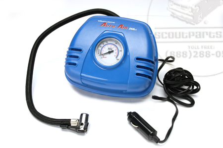 Scout II, Scout 80, Scout 800 Mini 12 Volt Tire Pump Air Compressor