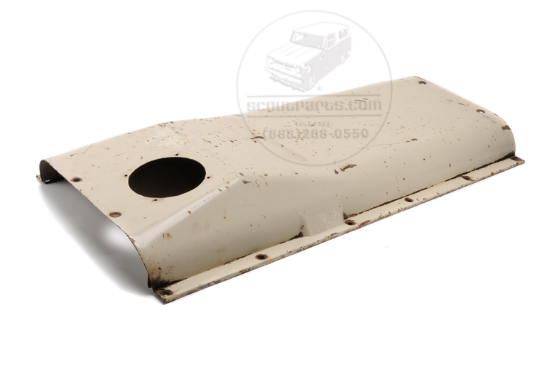 Scout 80, Scout 800 Transmission Cover Plate Panel