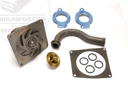 Cooling Kit - 4 Cylinder