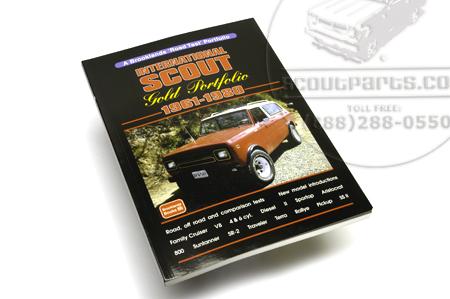 Scout II, Scout 80, Scout 800 1961-1980 Gold Portfolio