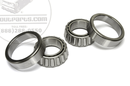 Scout II, Scout 800 Carrier Bearing Kit Dana 44