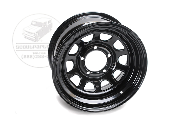 Steel Wheel for Disc Brake Conversion 16X8 with 5 x 5.5 Pattern