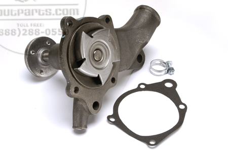 Scout II, Scout 800 Water Pump for AMC L6  258