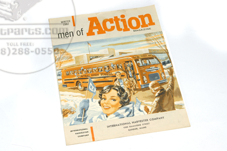 "Original ""Men Of Action Magazine"""