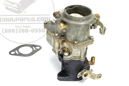 Carburetor New Old Stock ZENITH 28BV10