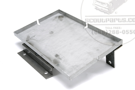 Scout 800 Battery Tray For 8 Cyl