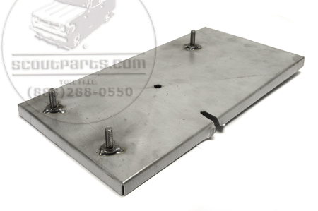 Scout II Battery Tray - SD33 Diesel