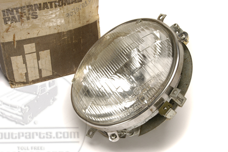 Head light Assembly - NEW OLD STOCK