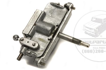 Scout 80 Rebuilt Vacuum Wiper  Motor
