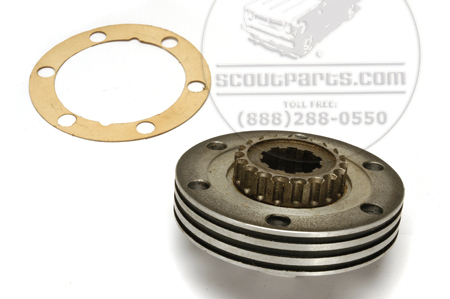 Scout 80 Hub Bearing Plate For Early Scout