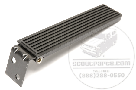 Scout 80, Scout 800 Accelerator Pedal - Gas Pedal