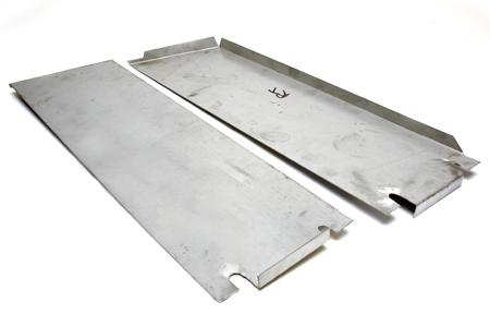 Scout II Gusset - Inner Rear Quarter Panel (Terra, Traveler)