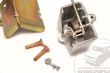 Scout II Choke Actuator Divorced  - NEW OLD STOCK