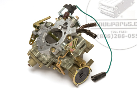 Holley Model 1940 Carburetor http://scoutparts.com/products/?view=product&product_id=17234
