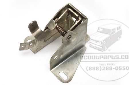 Scout II Hood Latch Mechanism Used