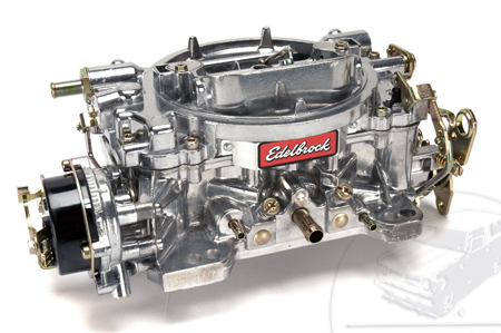 Scout II 4 Barrel Eldobrock New Carburetor With Electric Choke