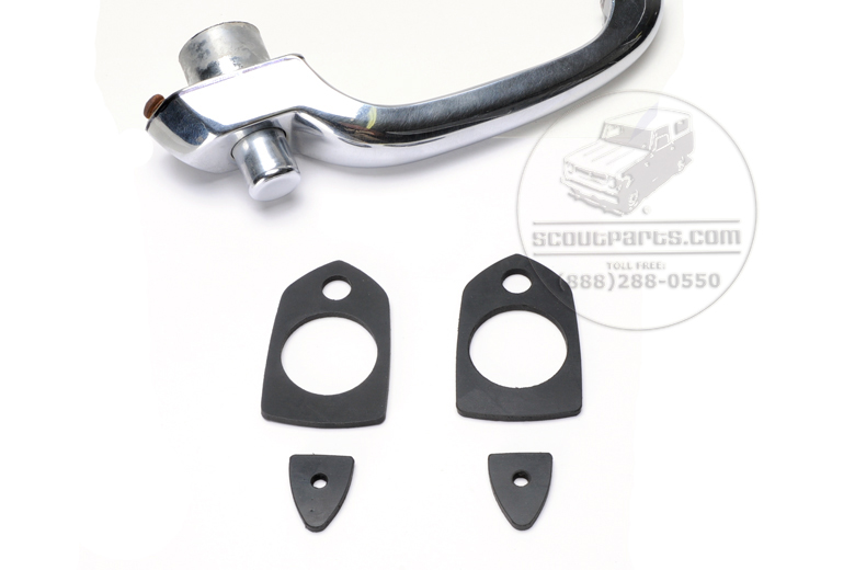 Door Handle Gasket Kit for Early Push Button Handles