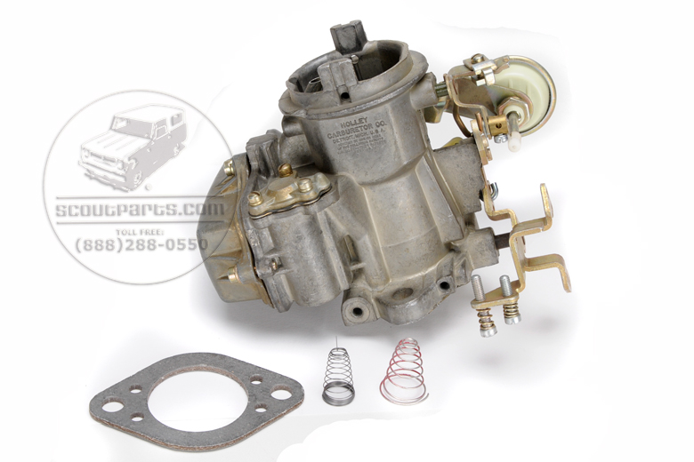Carburetor (4 Cylinder 196 cid) Rebuilt