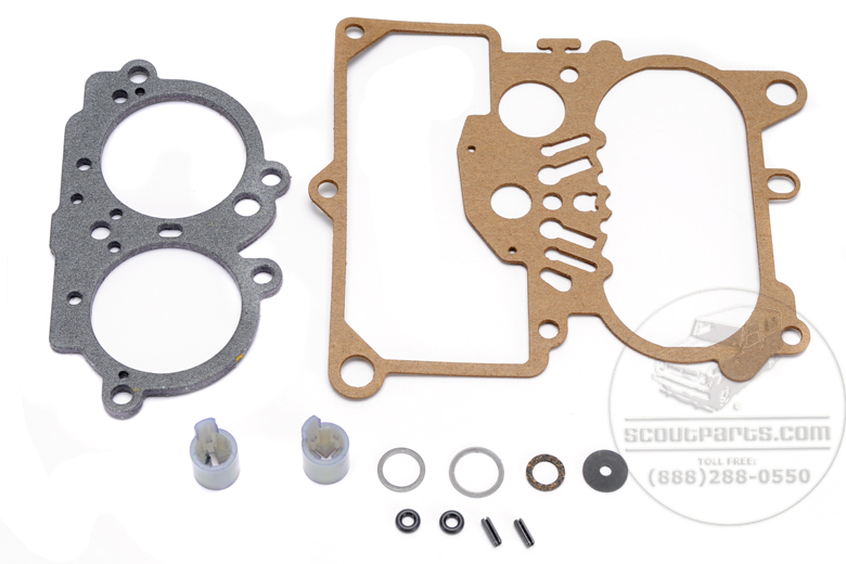 Scout II Carburetor Gasket Kit