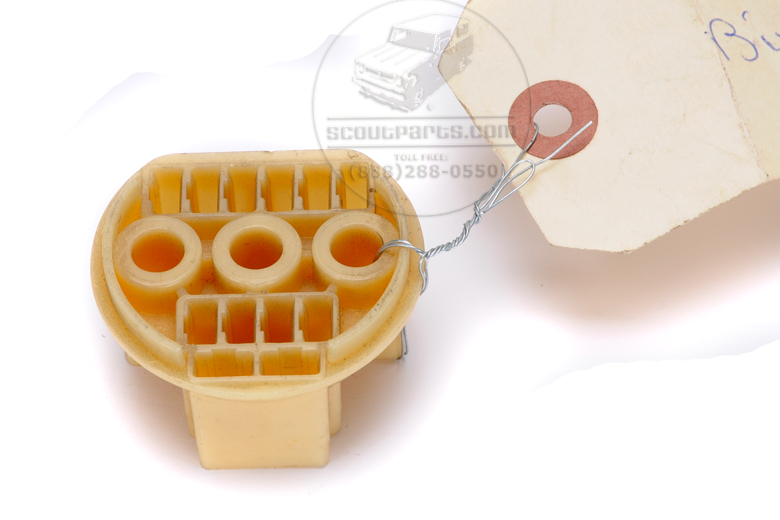 Scout 80, Scout 800 Bulkhead Electrical Connector