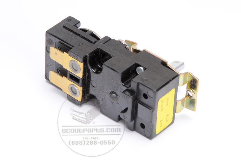 Scout II Replacement Air Conditioner Switch