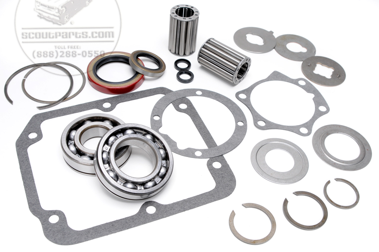 Transmission Overhaul Kit Borg Warner T87 3 Speed