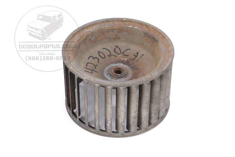 Scout II Blower Motor Fan (Squirrel Cage) -USED