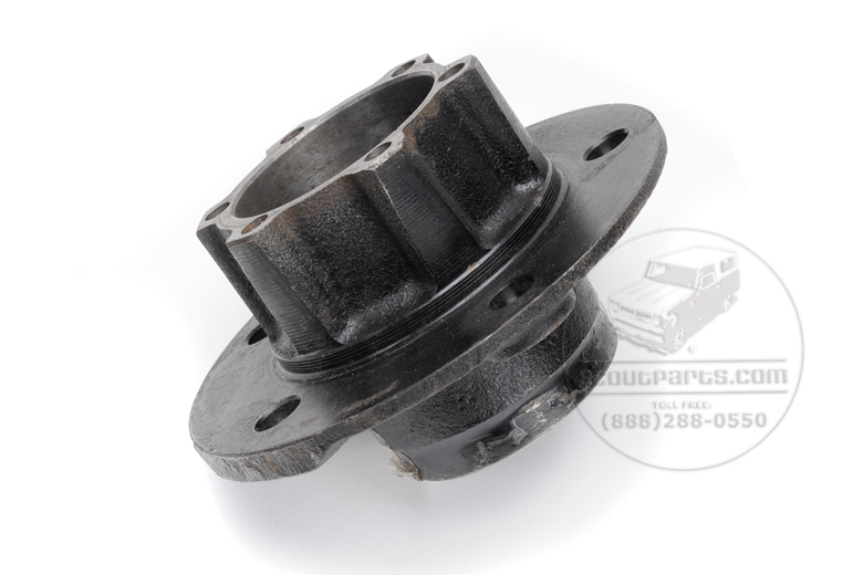 Scout 80, Scout 800 Front Hub -  - 800