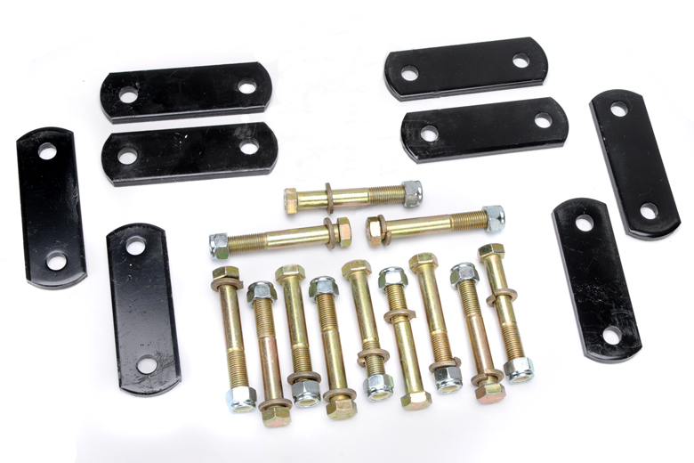 Scout 80, Scout 800 - Spring Bolt and Shackle Kit for
