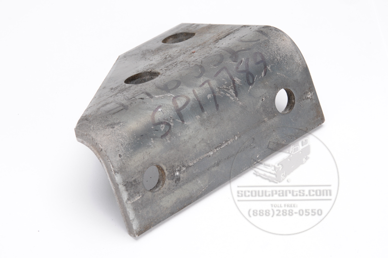 Scout II Stock Replacement Angled Shackle Plates,