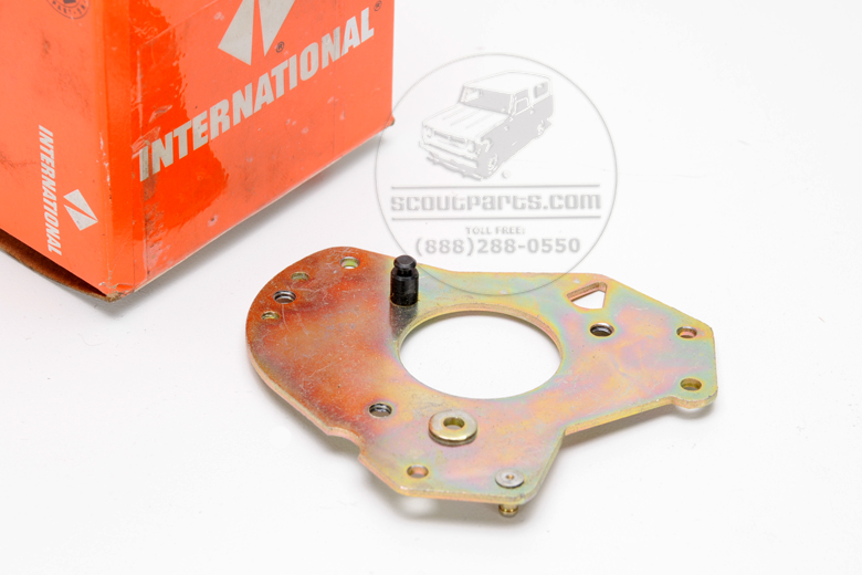 Scout II, Scout 80, Scout 800 Distributor Plate