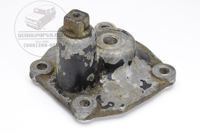 Scout II Ross Manual Steering Box Cover