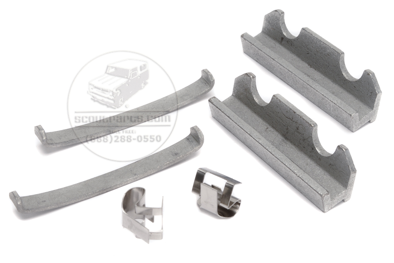 Scout II Disc Brake Hardware Kit 1975 -1980