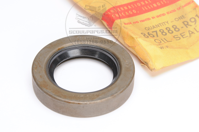 Scout 80, Scout 800 Seal - Transfer Case Output Rubber - new old stock