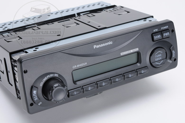 Radio - AM/FM with Weatherband - Panasonic Heavy Duty