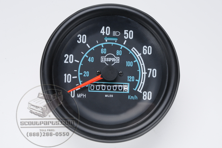 Scout 80 New Speedometer For
