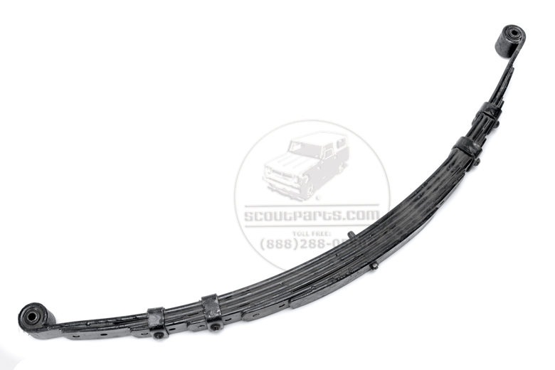 "Scout II Trailmaster Front Leaf Spring - 3"" Lift"