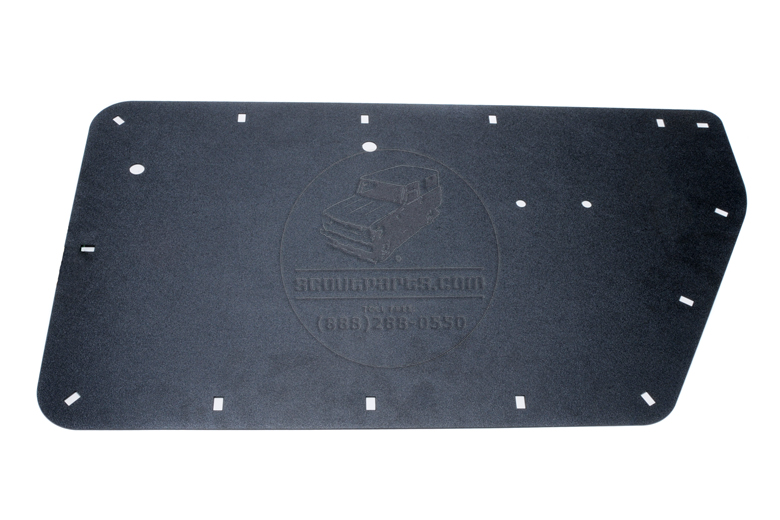 Scout 80, Scout 800 Interior Door Panel For Either Driver Or Passenger Side - 1963-71