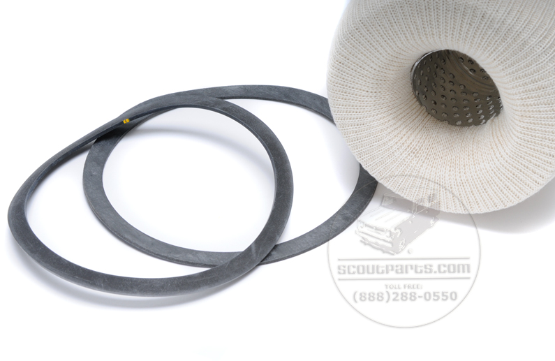 Oil Filter - SD, BD, BG Engines