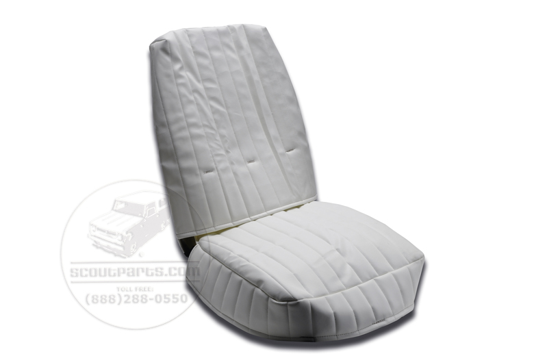 Scout II Seat Covers - Low Back Bucket Seats