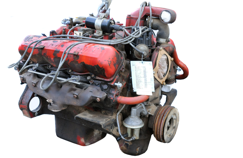 Scout II, Scout 800 V8 Motor  - Used
