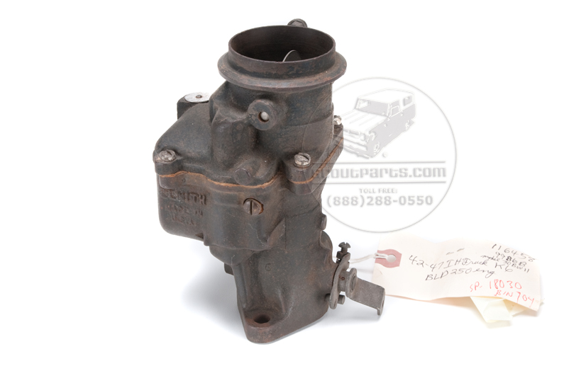 Carburetor - K6, KB6 - New Old Stock