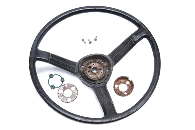 Scout II Rally, Rallye Steering Wheel -  Used