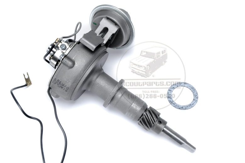 Scout II, Scout 800 Distributor - 232 or 258 Inline 6