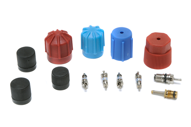 Air Conditioning Refrigerant Update Fittings