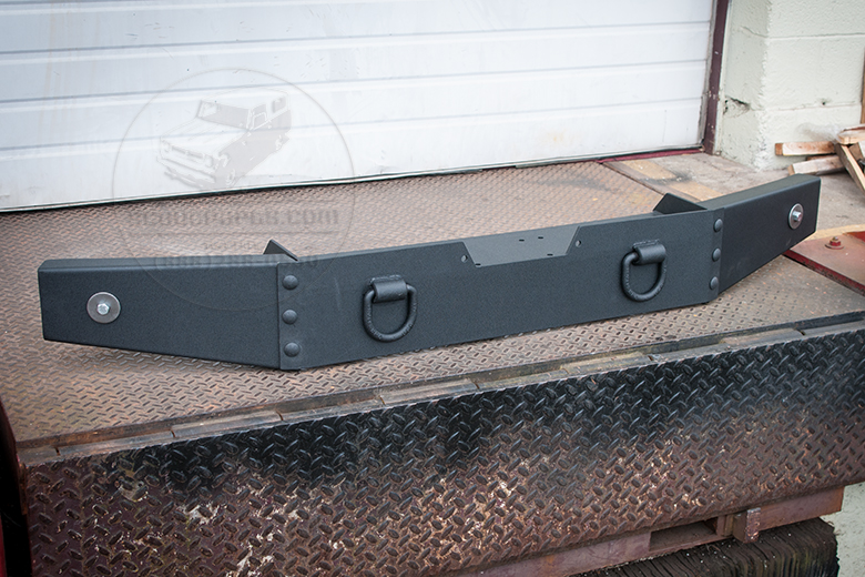Scout II Winch Bumper - Extreme Duty